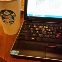 Photo taken at Starbucks by Brigitte P. on 10/1/2014