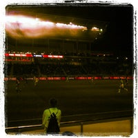 Photo taken at Toyota Park by Holly P. on 9/23/2012