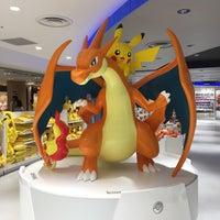 Photo taken at Pokémon Center Mega Tokyo by Jun on 10/6/2015