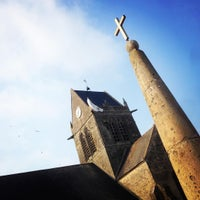 Photo taken at Biscuiterie Sainte Mère Eglise by Jan V. on 6/5/2016