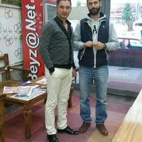 Photo taken at Beyza İnternet Ve Playstation by Hakan on 10/29/2015
