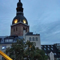 Снимок сделан в Restaurant Le Dome пользователем Leirda 8/31/2013