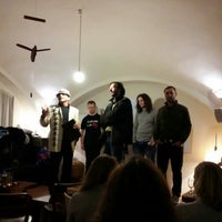 Photo prise au Vykulená Sova - Kávový Klub & Pražírna par Jaromír M. le1/23/2016