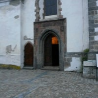 Photo taken at Church of the Birth of the Virgin Mary by Jaromír M. on 10/5/2014