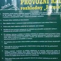 Photo taken at Rozhledna Jarník by Jaromír M. on 11/6/2015