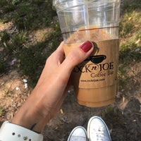 Photo taken at Rockn' Joe Coffeehouse & Bistro by Mari Y. on 7/9/2017