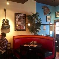 Photo taken at Rockn' Joe Coffeehouse & Bistro by Mari Y. on 7/31/2016