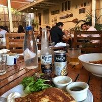 Photo taken at Café des Amis by Mari Y. on 9/5/2017