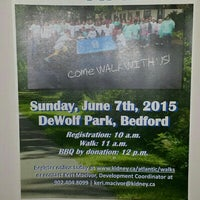 Photo taken at DeWolf Park by Tracy O. on 6/7/2015