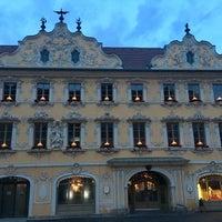 Photo taken at Stadtbücherei by Gunther S. on 12/24/2016