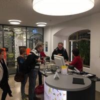Photo taken at Stadtbücherei by Gunther S. on 3/15/2017