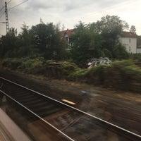 Das Foto wurde bei Bahnhof Eisenach von Gunther S. am 8/22/2018 aufgenommen
