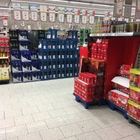 Photo taken at REWE by Gunther S. on 11/28/2016
