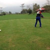 Photo taken at Hanoi Golf Club by Hang Bui on 3/28/2014