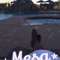 Photo taken at Hilton Phoenix/Mesa by Tianna W. on 9/12/2016