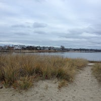 Photo taken at Swifts Beach by Trevor P. on 11/27/2014