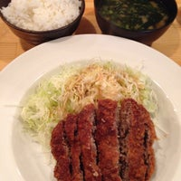 Photo taken at マリブ食堂 難波店 by MICHIKO.S on 8/7/2014