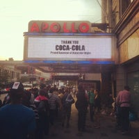 Photo prise au Apollo Theater par Victor A. le9/17/2012