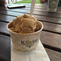 Photo taken at Kilwin's Ice Cream by Emaad on 4/17/2016
