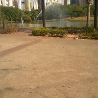 Photo taken at Parque Vaca Brava by Amaria R. on 9/11/2014