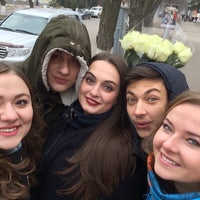 Photo taken at Центральный Загс by Julia B. on 12/12/2015