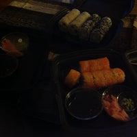 Photo taken at My Sushi takeaway by Robert R. on 3/30/2014