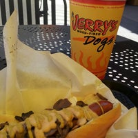 Photo taken at Jerry's Dogs by Geno F. on 6/17/2013