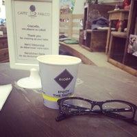 Снимок сделан в CAFFE' del PARCO пользователем Katerina K. 4/9/2015