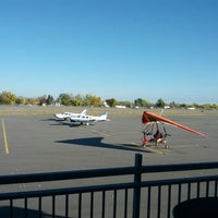 Photo taken at Boulder Municipal Airport by Nelson K. on 10/26/2013