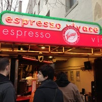 Photo taken at Espresso Vivace Sidewalk Bar by Jacob M. on 1/5/2013