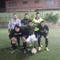 Photo taken at Futbolito Talca National by Michael Eduardo G. on 4/12/2016