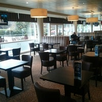 Photo taken at Holiday Inn Express Chester - Racecourse by Emmanuel B. on 11/23/2014