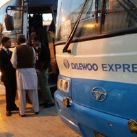 Daewoo Express Bus Station - G.T Road