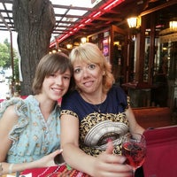 Photo taken at Bistro Pizzeria TANIA by Танюша Л. on 7/3/2014