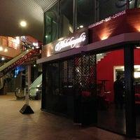 Photo taken at Michelangelo's Restaurant & Bar by hanseru on 1/3/2013