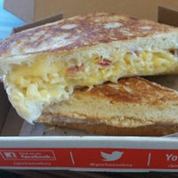 Cheeseboy: Grilled Cheese To Go