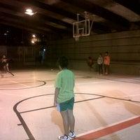 Photo taken at Estadio BasketBall C.P. Roser by Ramon M. on 2/5/2013