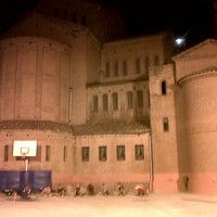 Photo taken at Estadio BasketBall C.P. Roser by Ramon M. on 10/8/2012