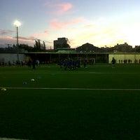 Photo taken at Estadio BasketBall C.P. Roser by Ramon M. on 9/26/2012