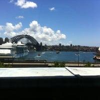 Photo taken at Café Sydney by Michael B. on 12/12/2012