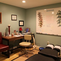 Photo taken at Riverside Chiropractic by Amy B. on 3/27/2014