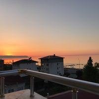 Photo taken at Balıklı (Civra) Liman by Batuhan B. on 4/26/2018