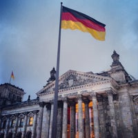 Photo taken at Reichstag by T D. on 3/21/2013