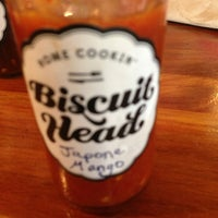 Photo taken at Biscuit Head by Jeremy M. on 7/10/2013