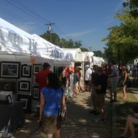 Photo taken at Art Outside by Don K. on 9/7/2013