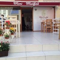 Photo taken at Mini Mutfak by Ufuk U. on 4/22/2014