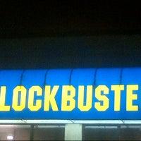 Photo taken at Blockbuster by Adam Robert B. on 10/25/2012