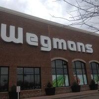 Photo taken at Wegmans by Adam Robert B. on 4/9/2013