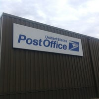 Photo taken at US Post Office by Adam Robert B. on 4/9/2013