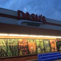 Photo taken at Dash's Market by Adam Robert B. on 5/22/2014